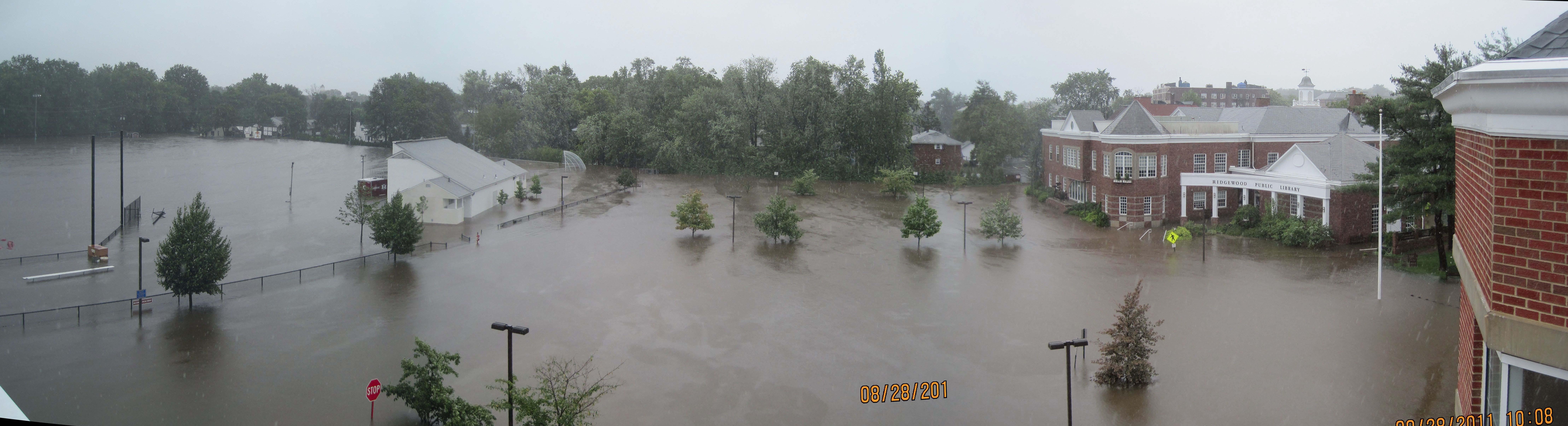 Ridgewood New Jersey Map.Village Of Ridgewood Floodplain Management