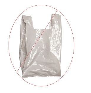 Plastic Bag Red Line sm2