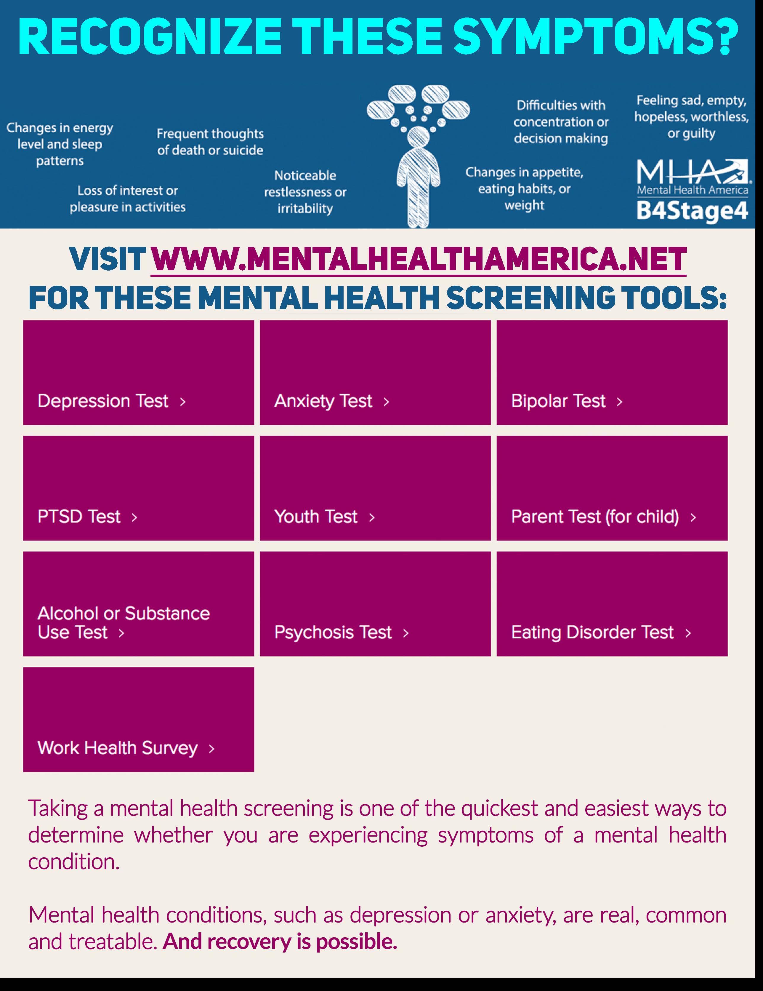 Village Of Ridgewood Mental Health Stigma Free