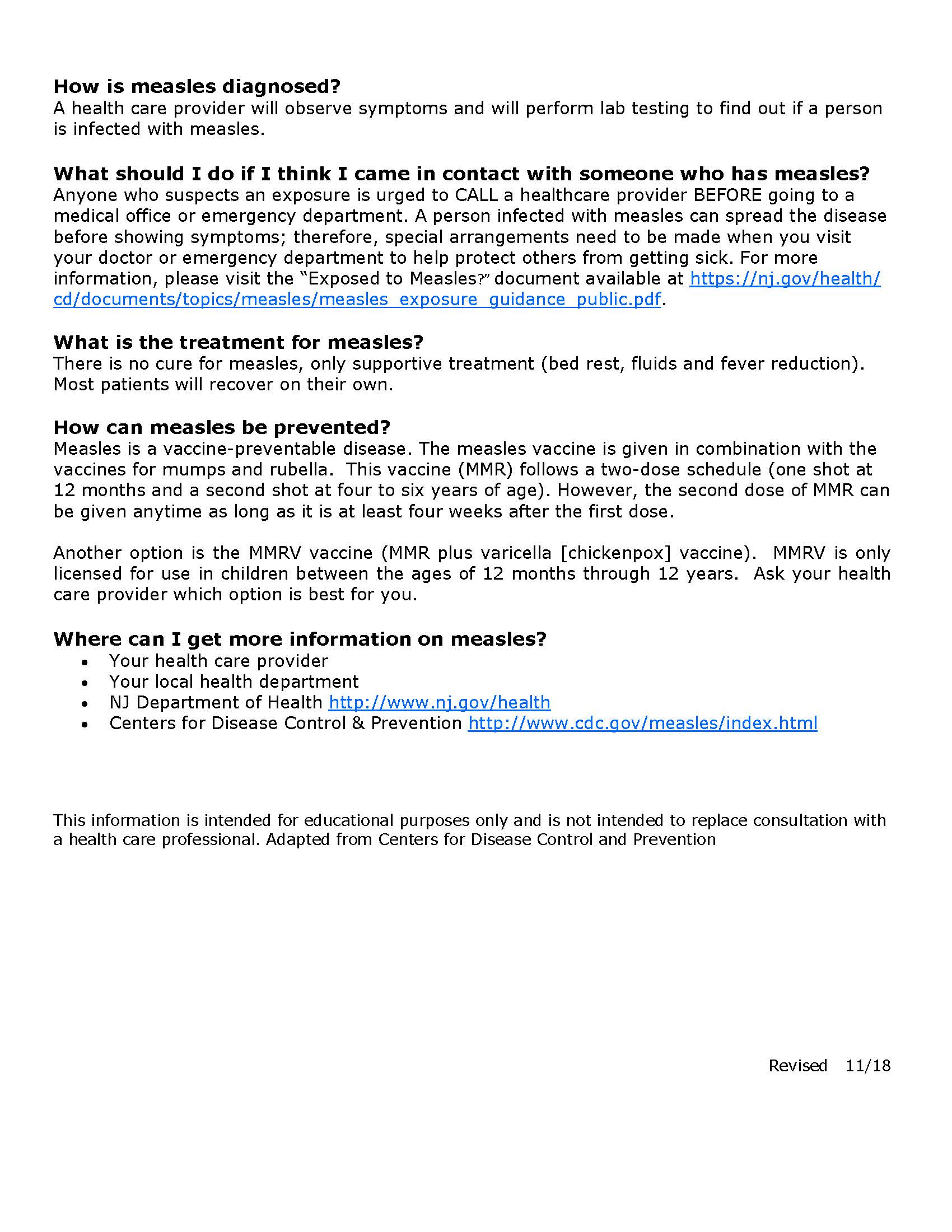 measles faq Page 2